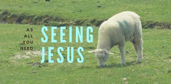 Seeing Jesus as All WeNeed
