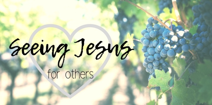 Seeing Jesus – ForOthers